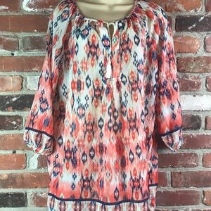 Beach lunch lounge coverup size xs/tp